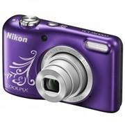 Цифровой фотоаппарат Nikon Coolpix L31 Purple Lineart (VNA873E1) фото