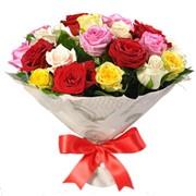 Букет цветов из роз гол. фото