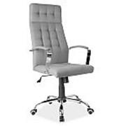 Кресло компьютерное Signal Q-136 (серый) фото