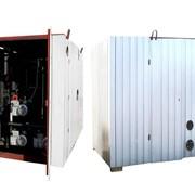 Установка для обработки трансформаторного масла УВМ 10-10, далее по тексту установка, предназначена для дегазации, очистки от механических примесей, азотирования и нагрева трансформаторного масла, заливаемого в силовые трансформаторы напряжением до 1150 к фото