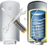 Ремонт водонагревателя, бойлера фото
