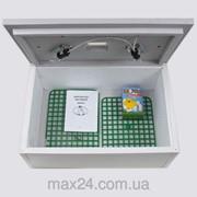 """Инкубатор для яиц """"Цыпа"""" ИБР-100 (пластиковый корпус) с ручным переворотом (ручной терморегулятор) фото"""