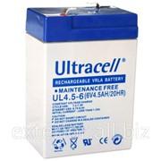 Аккумулятор Ultracell UL4 - 12V фото