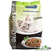Корм Доктор Клаудер для кошек 400гр диетическое мясо фото