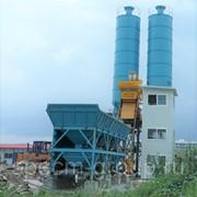 Мобильный бетонный завод YHZS50 фото
