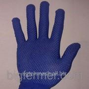 Перчатки рабочие нейлоновые тонкие фото
