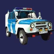Автомобиль специализированный УАЗ для МВД фото