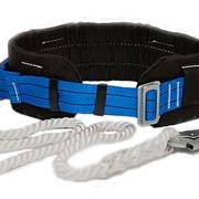Пояс предохранительный безлямочный с канатным стропом (3ПБ) фото