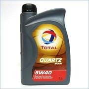 Масло моторное TOTAL QUARTZ 9000 5W40 1л. (синтетика) фото