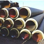 Элементы тепловых сетей: трубы фото