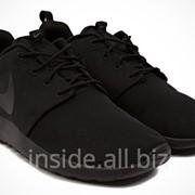 Кроссовки Nike RosheRun All Black 43 фото