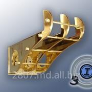 Изготовление архитектурно-декоративных изделий и конструкций из цветных металлов. фото