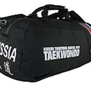 Сумка-рюкзак трансформер Тхэквондо Khan фото