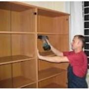 Профессиональная разборка и сборка мебели и торгового оборудования в различных магазинах города Харьков, мелкие и крупные объемы фото