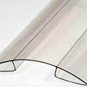 Поликарбонатный профиль   RP 8-10   коньковый фото