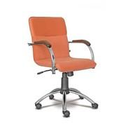 Офисное кресло Самба GTP хром (pink) фото