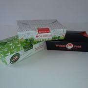 Упаковка картонная Суши бокс фото