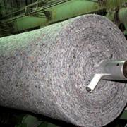 Ватин полушерстяной прошивной, плотность 450 гр/м2, рулон: Ширина х Длина: 1,5 м х 30 м фото