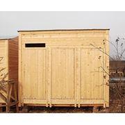 Бытовка 3х2,30 под хозблок,туалет, душевую фото