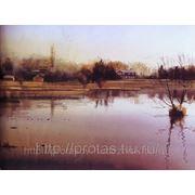 Живопись, картина, пейзаж, акварель, заказ картин, Покупка картин, Картины, Картина на заказ фото