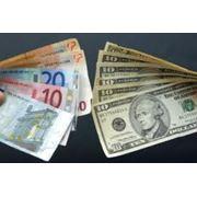 Обмен валют фото
