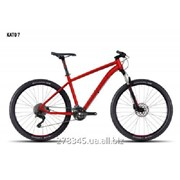Велосипед GHOST Kato 7 red/darkred/black_L, 16KA3781 фото
