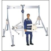 Портальный алюминиевый кран для поднятия и перемещения груза пр-во STAHLCraneSystems (Германия) фото