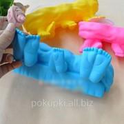 Крючки для полотенец Ножки фото