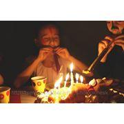 Творческий день рождения фото