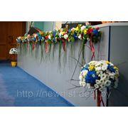 Декор помещений на свадьбу фото