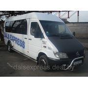Пассажирские перевозки микроавтобусами фото