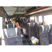 Пассажирские перевозки микроавтобусом Минск фото