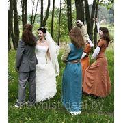 Рыцари на свадьбе фото