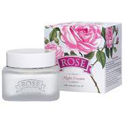 НОЧНОЙ КРЕМ 'ROSE' с розовым маслом. фото
