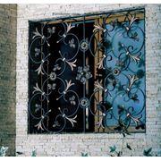 Оконные и дверные решётки фото