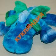 Мягкая игрушка - сундучок Дракоша для сладких подарков фото