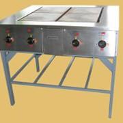 Плита 4-х конфорочная без жарочного шкафа Тулаторгтехника ПЭ-0,36Н фото