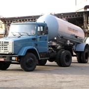 Полуприцеп-цистерна цементовоза автомобильного НПЦ-10А фото