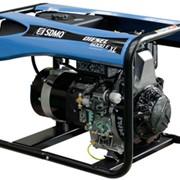 Портативная электростанция SDMO Diesel 6000EXL фото