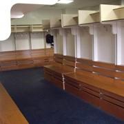 Мебель для спортивных учреждений фото