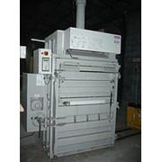 Пресс вертикальный HSM 500.1 VL , пресс б/у фото