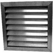 Решетка алюминиевая вентиляционная фото