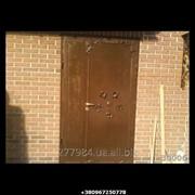 Кованные двери КД 30006 фото