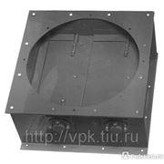 Клапан лепестковый КЛ к осевым вентиляторам 403х403 - 1260х1260 фото