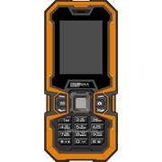 Телефон Мобильный Sigma mobile X-treme IZ 67 Boat (Black Orange) фото
