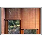 Роллеты бамбуковые фото
