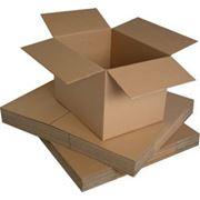 Картон упаковочныйкоробки фото