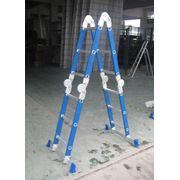 Лестница диэлектрическая шарнирная SUNLADDER фото