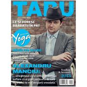 Подписка на журнал TABU фото