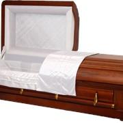 Постель для гробов фото